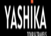 Yashika tour and travels