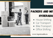 Get best verified packers and movers in hyderabad