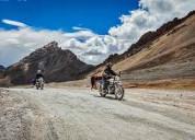 Get an amazing ladakh tracking camp