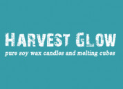 Affordable soy wax candles online - harvest glow c