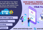 Asterisk-voip click-to-call system-asterisk2voip
