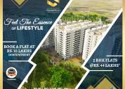 2bhk apartments in bowrampet | sanarelli