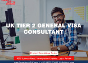 Check your eligibility for tier 2 general visa