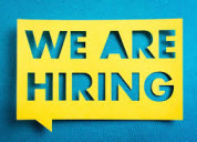 We are hiring for part time.