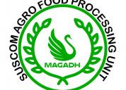 Suscom agr food processsing unit