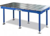 Accu-fab welding table - jash metrology