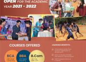 Bca college in rt nagar bangalore