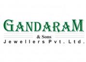 Gandaram jewellers -  diamond, platinum jewellery