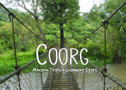 Monsoon special discount for coorg couple trip