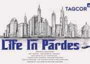 Life in pardes (struggle - sangharsh) | tagcor stu