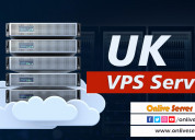 Customize your website with uk vps hosting