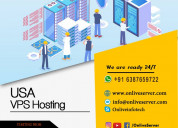 Get usa vps hosting with astonishing features by o