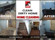 Home deep cleaning services pune sadguru facility