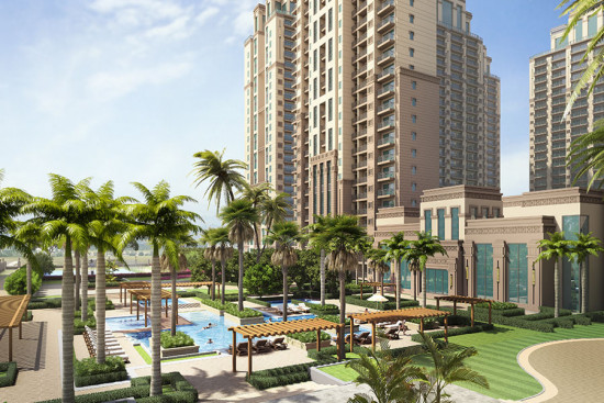 Super Luxury Apartments in Ace Parkway Noida Expressway