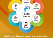 Get qualified tutors across india on plusneed.