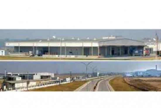 Reliance MET Footwear Park