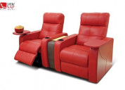 Bring the luxury and comfort of movie theatres to