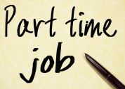 Part time home based work available