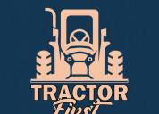 Tractorfirst - best online platform for all farmin