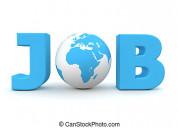 Vacancies in digital marketing work