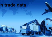 Get all the export and import data in one destinat