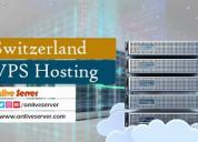 Buy high performance based switzerland vps server