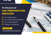Tax preparation services in tysons
