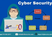 Cyber security - we provides security to connected