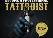 Professional tattoo academy in palakkad | majestic
