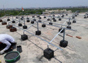 Solar panel mounting - structure | clamp | accesso
