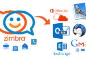 Zimbra to office 365 converter
