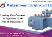 Best oil immersed power transformer manufacturers