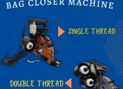 Bag closing machine in india