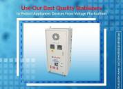 Best oil cooled voltage stabilizer manufacturers i