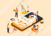 Hybrid mobile app development framework – a brief