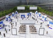 Digital event platform