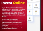 Top mutual fund software in india best distributor