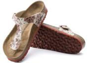 Birkenstock gizeh birko-flor sandals - boho flower