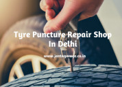 Car & bike tyre puncture repair dwarka, delhi