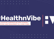 Health and fitness with healthnvibe