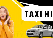 Taxi service in ahmedabad, car rental service, cab