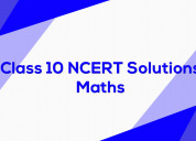 Get the best ncert solutions for class 10 maths