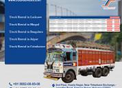 Truck transportation service in delhi, mumbai