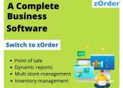 Billing software for retail shop.