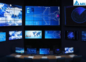 Video wall solutions for control room monitoring