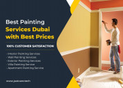 Wall painting services in dubai | home maintenance
