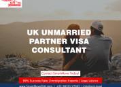 Consultants for uk unmarried partner visa in india