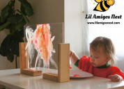 Buy toys online in india - lil amigos nest