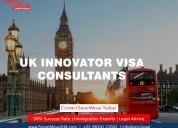 Uk innovator visa consultants in india