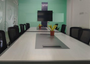 Best corporate office spaces in hyderabad